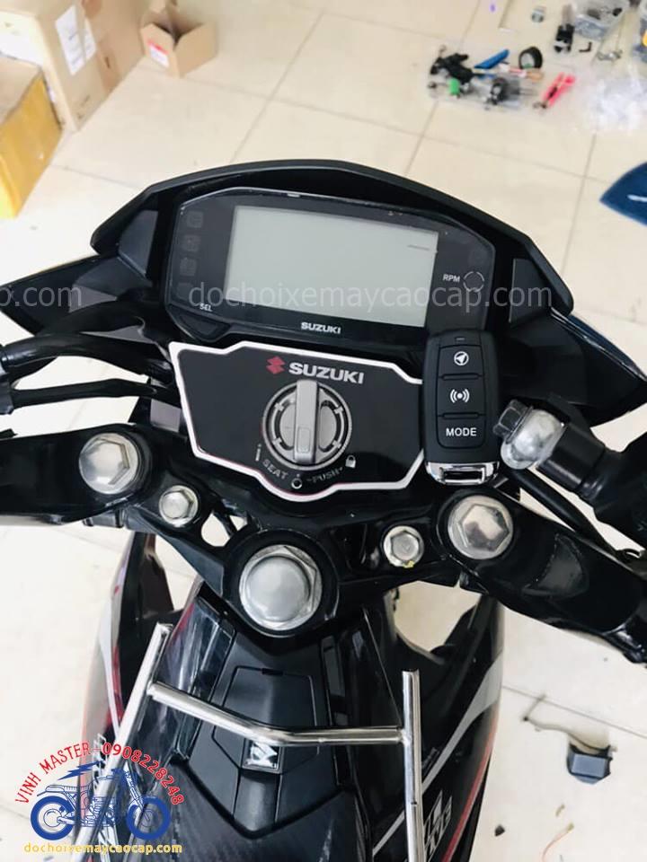 Hình ảnh: Khóa chống trộm thông minh giá rẻ tại shop Đồ chơi xe máy cao cấp TpHCM Q1