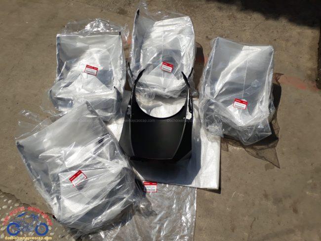 Hình ảnh: Chắn bùn trước Vario 2018 nhập khẩu chính hãng tại Shop Vinh Master TpHCM Q1